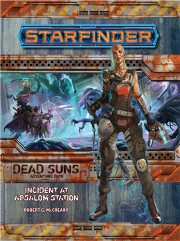 Dead Suns - Character Content SF1