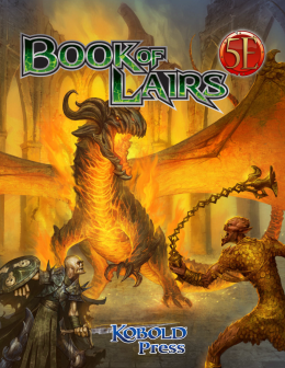 Book of Lairs D5E