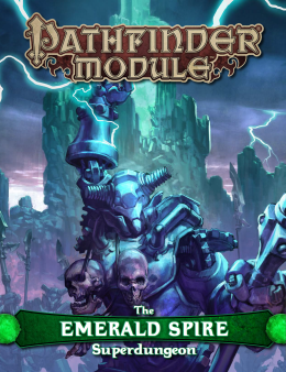 Emerald Spire Superdungeon PF1