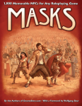 Masks: 1,000 Memorable NPCs for Any RPG